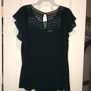 Teal XXL blouse